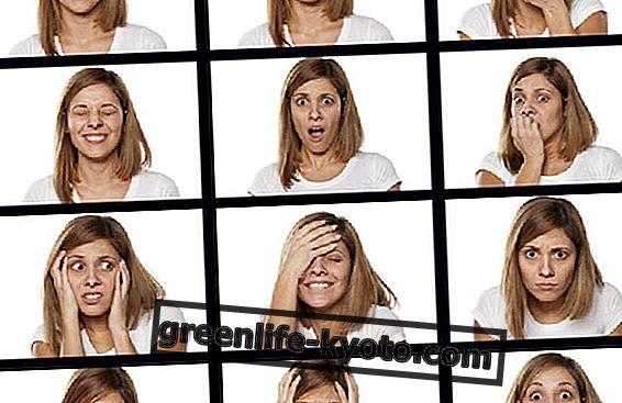 Tecknen på känslomässig dysregulering