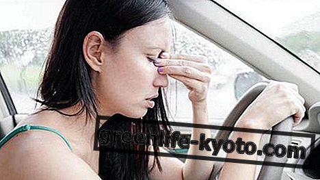 Araba hastalığı: belirtileri, nedenleri, tüm ilaçlar
