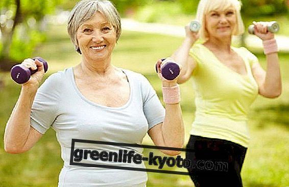 Personas mayores, consejos para un estilo de vida saludable.