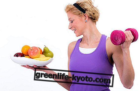 Kako imati napete mišiće s pravom prehranom