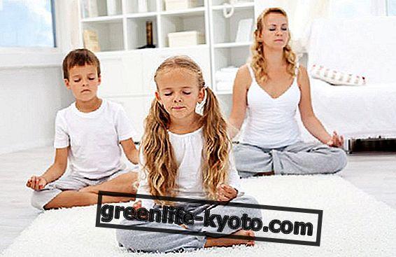 Djeca i meditacija: pokušajmo s nekim tehnikama