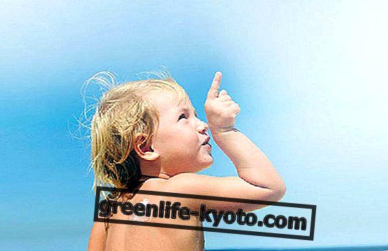 Sonnenschutzmittel für Kinder