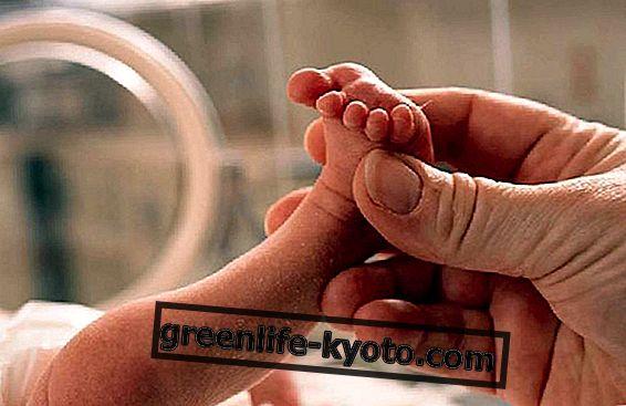 समय से पहले बच्चे: कारण और रोकथाम
