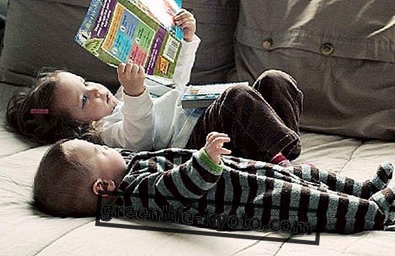 Betydningen af at læse højt for børn