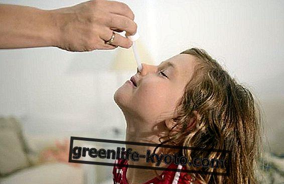 Nasal vask til børn: hvorfor de er vigtige