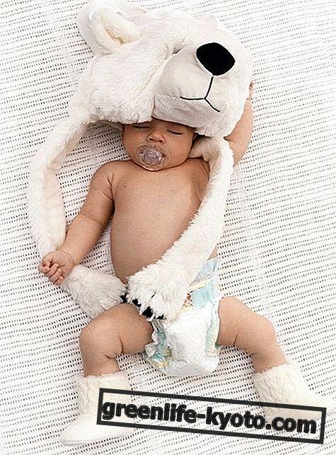 Lasten uni: fysiologia, häiriöt, asemat