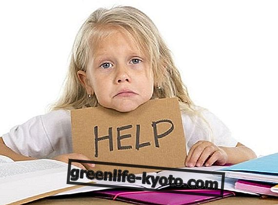 Barnspänningar: även barn är stressade