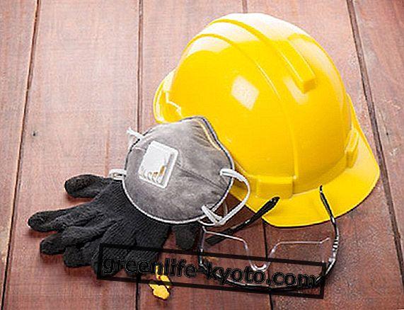 Arbeidsveiligheid: het gebruik van chemische producten