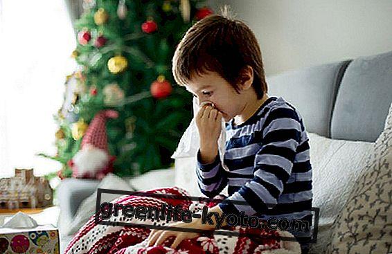 Lastel külm: kuidas seda ravida