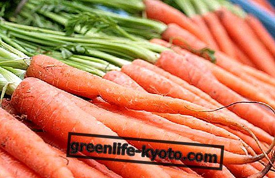 Масло от моркови за слънчева кожа
