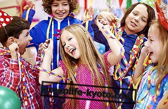 Παιδικό Νέο Έτος: οργάνωση πάρτι στο σπίτι