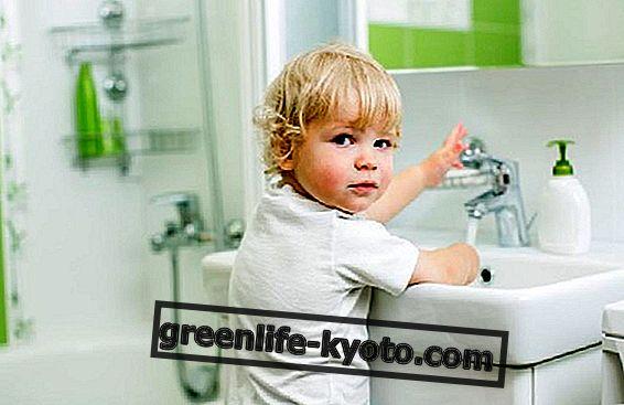 Интимна хигиена на децата