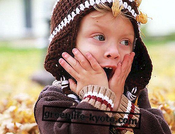 Retsmidler til blå mærker og skader hos børn