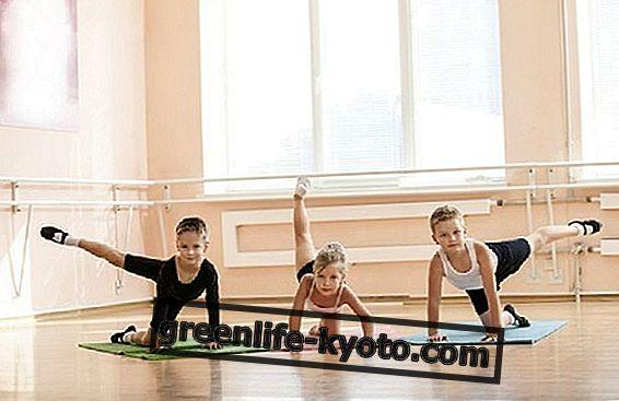 5 buenas razones para inscribir a su hijo en una clase de baile
