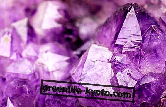 Amethyst in kristallietherapie