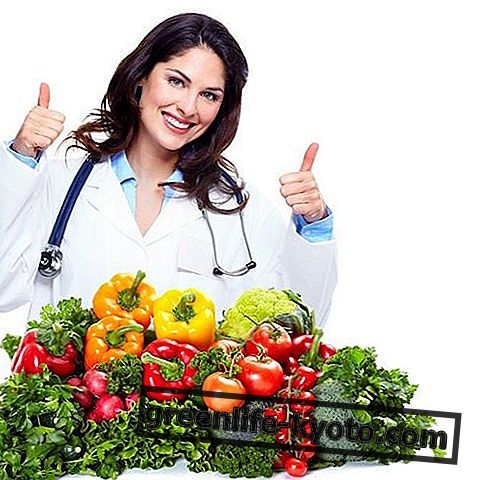 Ernæringseksperten, hvem han er og hvad han gør