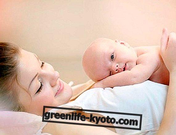 Kūdikių masažas pagal Ajurveda
