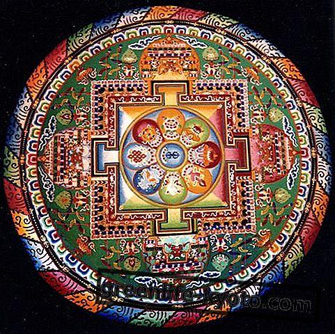 Meditácia Mandala: technika a výhody
