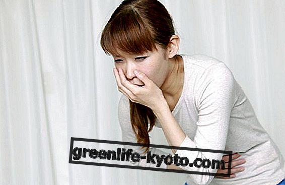 Žalioji pirmoji pagalba: namų gynimo priemonės pykinimui