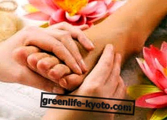 Augalų refleksologija, sveikata per kojų