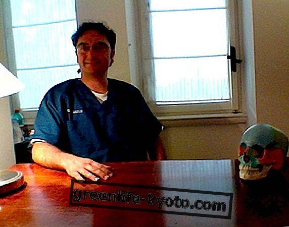 L'étincelle divine dans le corps.  Ostéopathie et shiatsu.  Entretien avec Luca Massaro