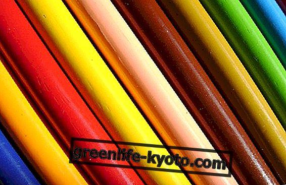 Renk terapisi: renkler iyileşir