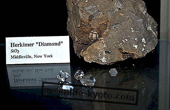 Herkimer diamant, egenskaper och användning