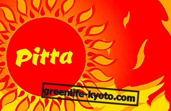 อายุรเวท: Dosha Pitta