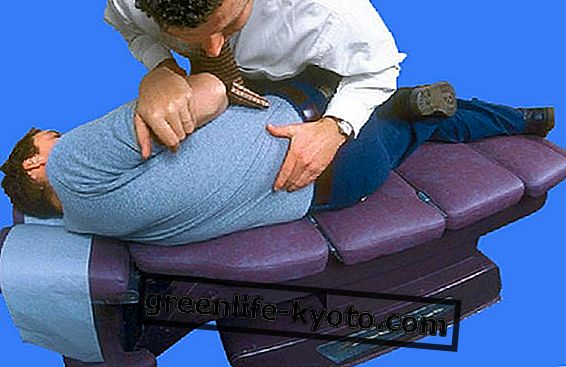 Juosmens masažo terapija, kokia ji yra ir kokia ji naudojama
