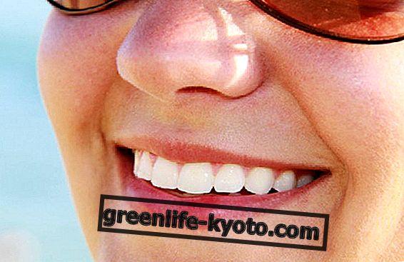 Luonnolliset valkaisijat terveille hampaille
