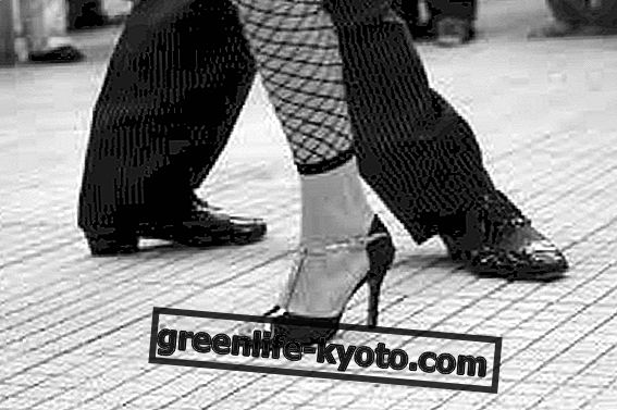 Den naturlige passion for tango og varianten af holistisk tango