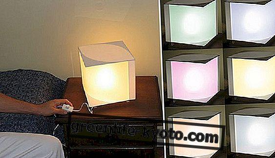 Đèn chiếu sáng trị liệu: chiếu sáng hạnh phúc