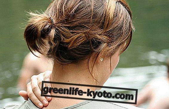 Arrêtez la douleur cervicale avec la réflexologie faciale