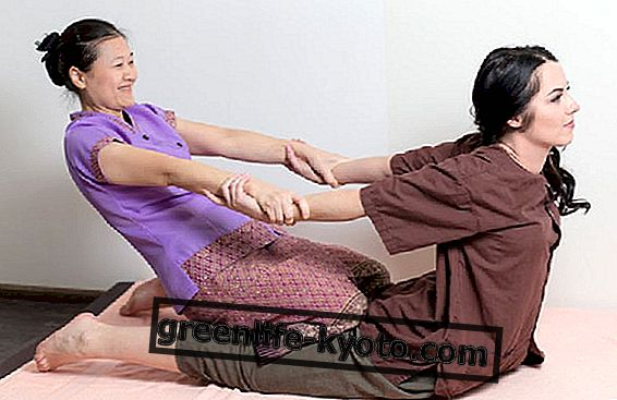 Los beneficios del masaje tailandés.