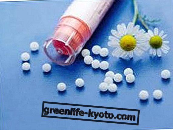 Homöopathie: die reaktiven Modelle