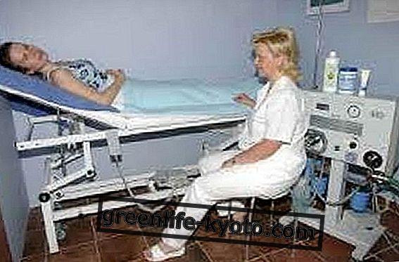 Hidroterapia de colon: la muerte reside en el intestino.