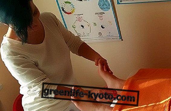 Πέλμα ρεφλεξολογία: σημάδια για την ισορροπία του σώματος και του νου από το πόδι
