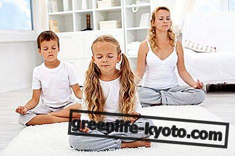 Meditatsioon lastele: tehnika ja eelised