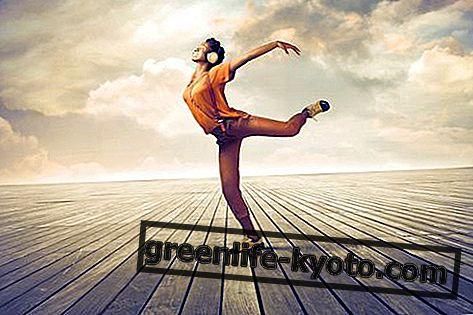 Terapia de baile: qué es y para qué se utiliza.