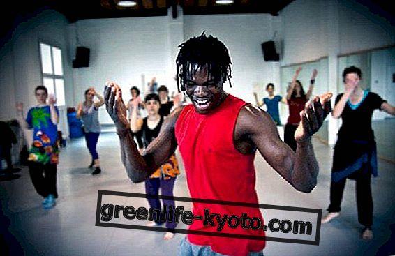 Afrički ples prema Patricku Ouedraogu