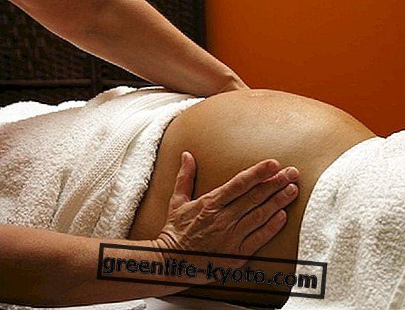 Massage ayurvédique pour femmes enceintes