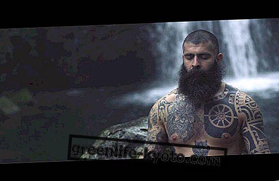 Kratos metode: cīņas garu veidošana dabā