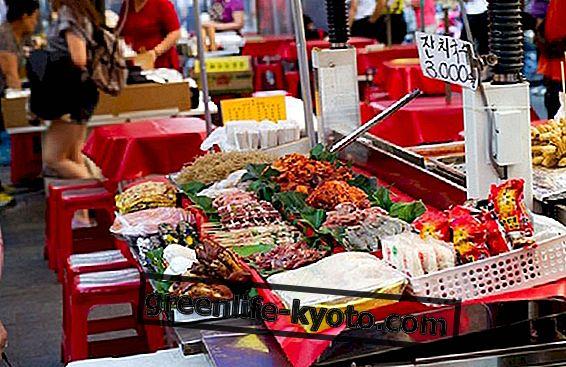 Koreaanse keuken: kenmerken en hoofdvoedsel