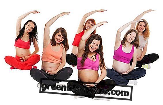 Sportavimas nėštumo metu