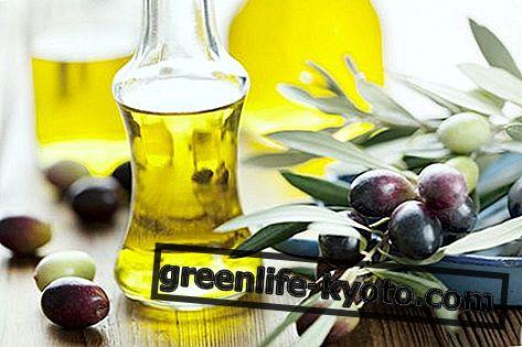 Kosmetinės alyvuogių aliejaus savybės