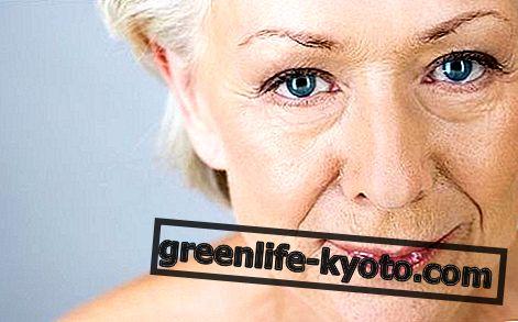 Äldre hud: fria radikaler, rynkor och anti-aging kosmetika