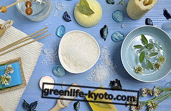 Soli z Mrtvého moře, jak je používat?