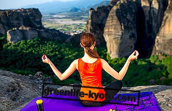 Medytuj w górach, korzyści z regenerujących się wakacji