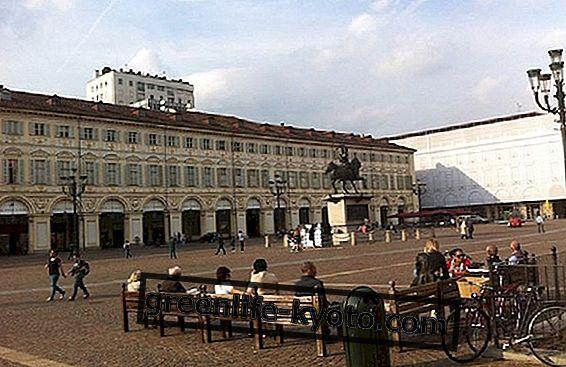 Turin: ke arah bandar vegetarian dan vegan