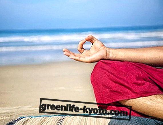 Handen in yoga